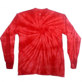 Long Sleeve Tie Dye T-Shirts