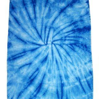 Light Blue Tie Dye Beach Towel 4 10 X 2 6 Tie Dye Space