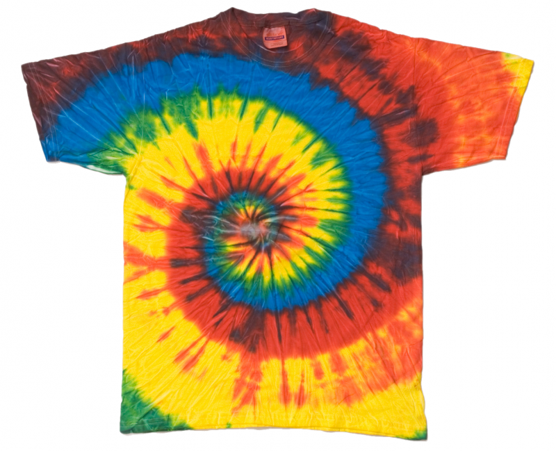 Rasta blue tie dye t shirt tie dye space for How to make tie dye shirts at home