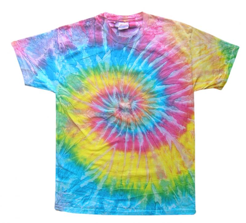 6bb245ac586 Saturn Tie Dye T-Shirt
